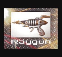Raygun T-shirt by fantasytripp