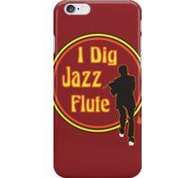 Jazz Flute iPhone Case/Skin