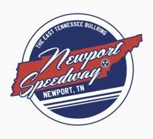 Newport Speedway Vintage Design by newportspeedway
