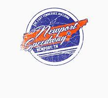 Newport Speedway Vintage Design - Distressed Look Unisex T-Shirt