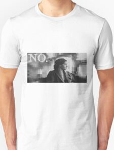 "Rosa Parks said, ""No."" T-Shirt"