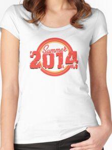Summer 2014 shirt Women's Fitted Scoop T-Shirt
