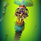 Alien Jellyfish by jvmedia