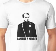 I Am Not A Number Unisex T-Shirt