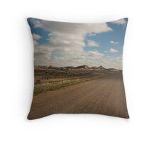 Montana! Throw Pillow