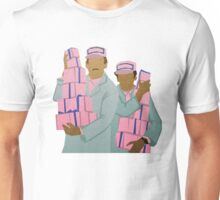 Zero and Gustave Unisex T-Shirt
