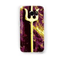 Trident Purple Gold Samsung Galaxy Case/Skin