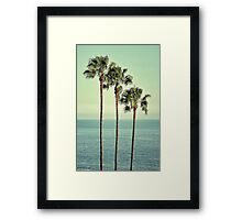 Three Day Weekend Framed Print
