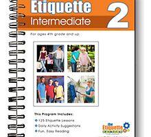 Etiquette Intermediate by theetiquette