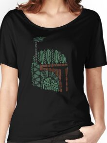 Tribal Bounty Hunter Women's Relaxed Fit T-Shirt