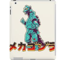 Mechagodzilla iPad Case/Skin