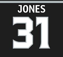 Los Angeles Kings Martin Jones Phone Case by RussJericho23