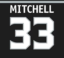 Los Angeles Kings Willie Mitchell Phone Case by RussJericho23