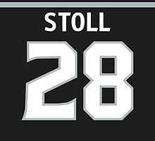 Los Angeles Kings Dustin Brown Jarret Stoll Phone Case by RussJericho23