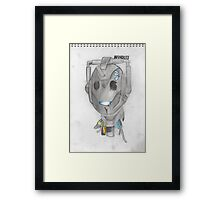 Handles Framed Print
