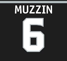 Los Angeles Kings Jake Muzzin Phone Case by RussJericho23