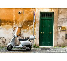 classical italy Photographic Print
