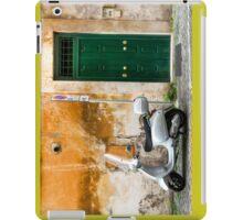 classical italy iPad Case/Skin