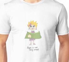 Lujza is not very smart Unisex T-Shirt