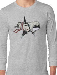 Master Killer Whale Long Sleeve T-Shirt