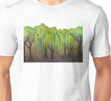 The Cat in the Willows Unisex T-Shirt