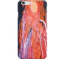 She Bows To Mother Nature  iPhone Case/Skin