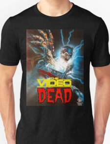 The Video Dead (Cropped) Unisex T-Shirt