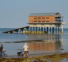 Bembridge Lifeboat Station by Jonathan Cox