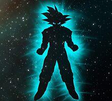 Goku Space by Keelin  Small