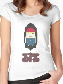 The Rockman Women's Fitted Scoop T-Shirt