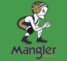 Mangler Wrestler Kids Clothes