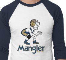 Mangler Wrestler Men's Baseball ¾ T-Shirt