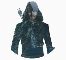 Arrow - Oliver by kirtash1