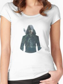 Arrow - Oliver Women's Fitted Scoop T-Shirt