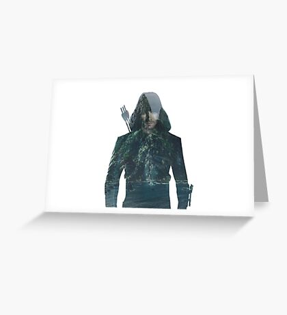 Arrow - Oliver Greeting Card