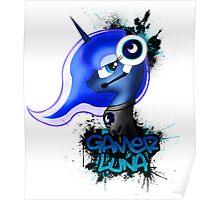 Gamer Luna Poster