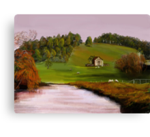 Digital art.. Canvas Print