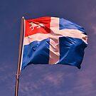ST  MALO Flag by Jordan Williams