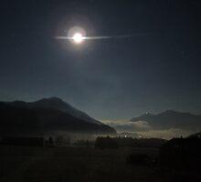 Night at High Bavaria by Daidalos