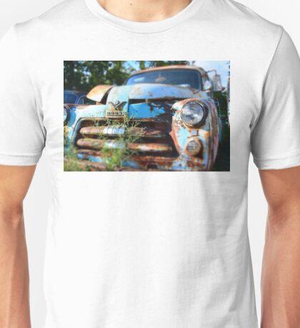 America Abandoned Unisex T-Shirt