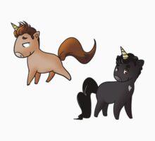 Unicorns by Sunshunes
