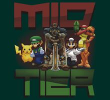 Melee Mid-Tier T-Shirt by Skytch