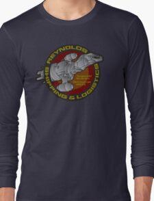Firefly: Reynolds Shipping & Logistics Long Sleeve T-Shirt