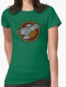Firefly: Reynolds Shipping & Logistics Womens Fitted T-Shirt