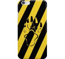 Badger Paw Hufflepuff Phone Case iPhone Case/Skin
