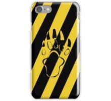 Badger Paw Hufflepuff Phone Case iPhone Case/Skin