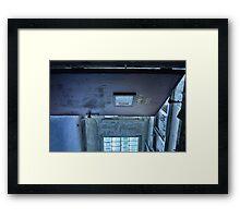 America Abandoned Framed Print