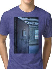America Abandoned Tri-blend T-Shirt