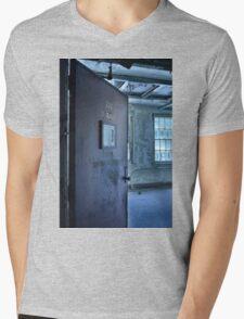 America Abandoned Mens V-Neck T-Shirt