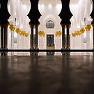 Sheikh Zayed Grand Mosque 2 by milena boeva